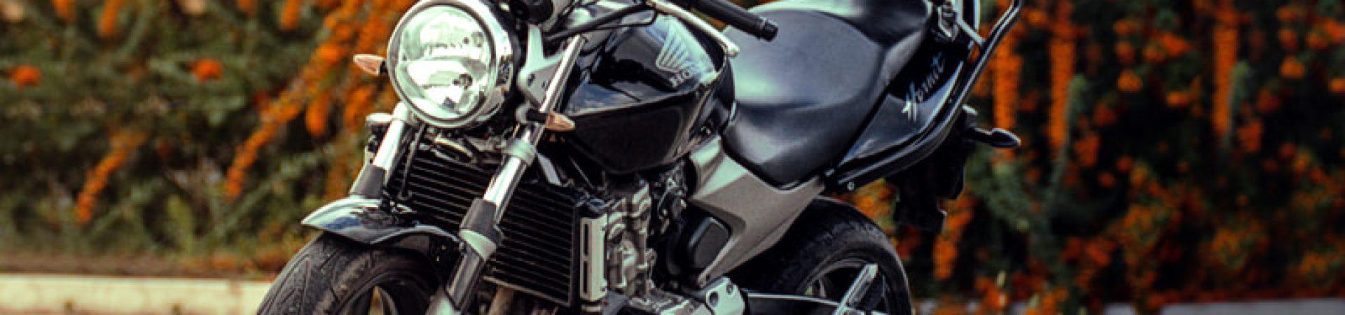 Polaganje za motocikl